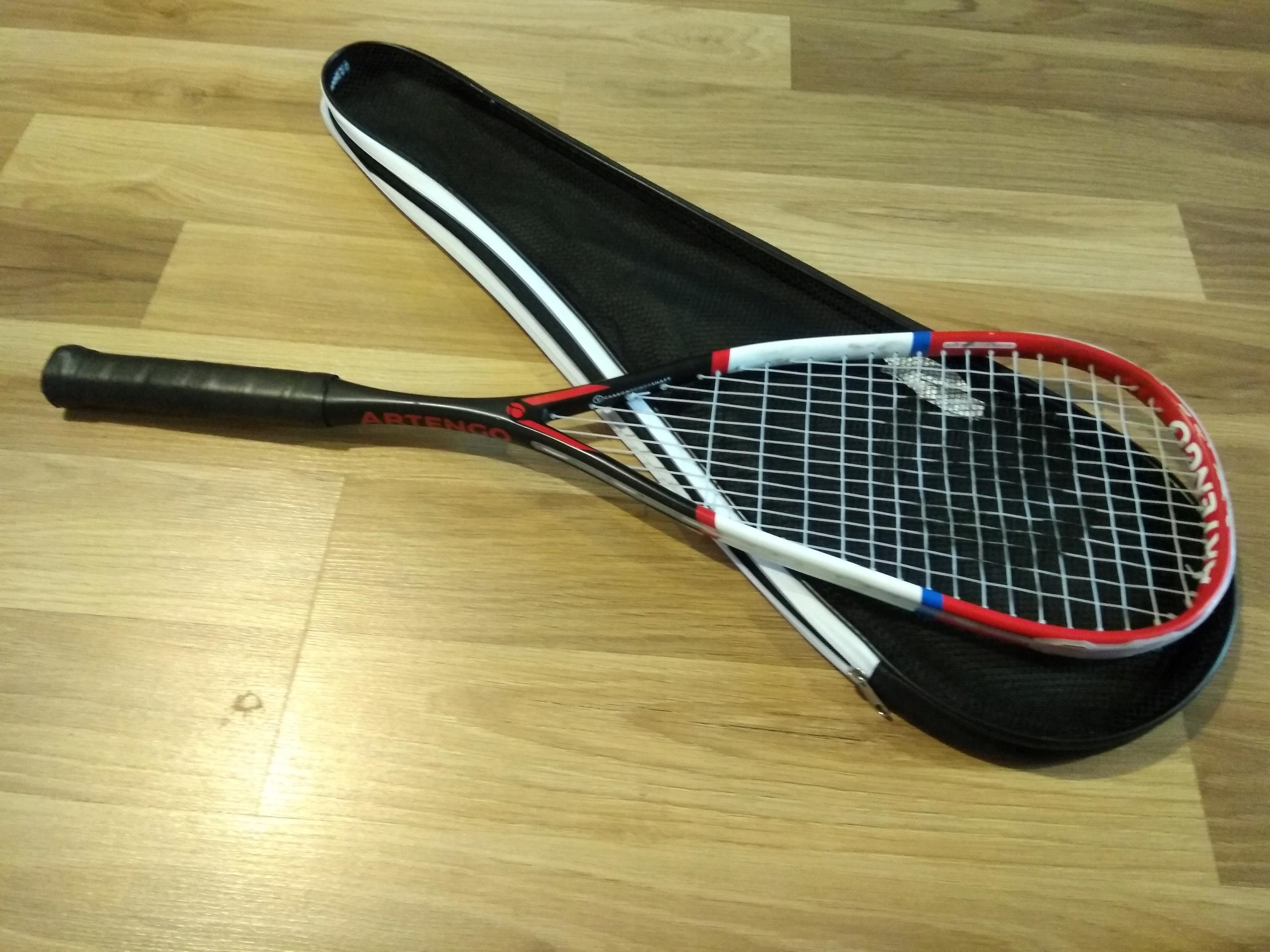 Rakieta do squasha Artengo SR 160 - 165g - Okazja