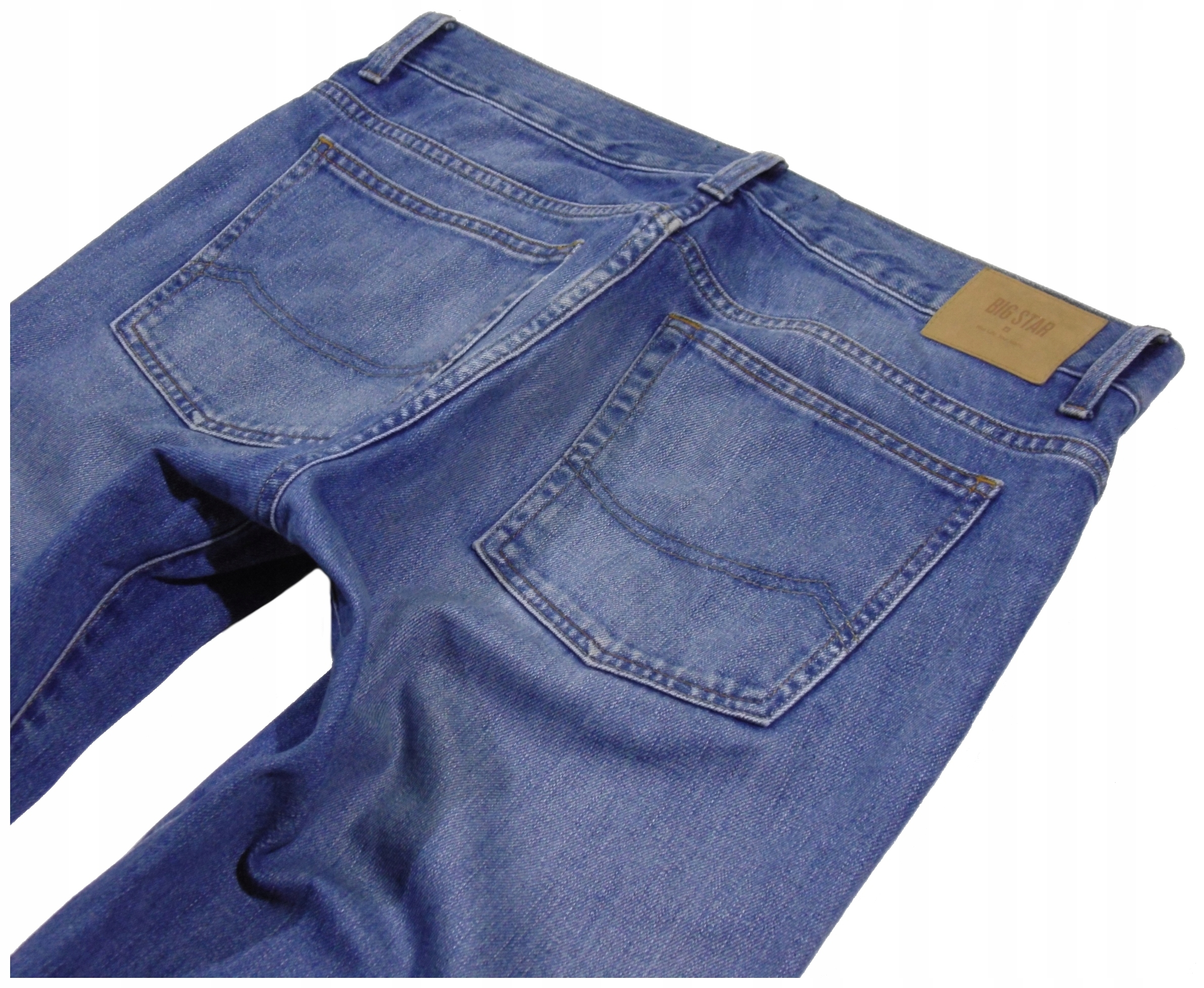 BIG STAR JONAS _ Spodnie Jeans _ 33/32 _ Pas 88