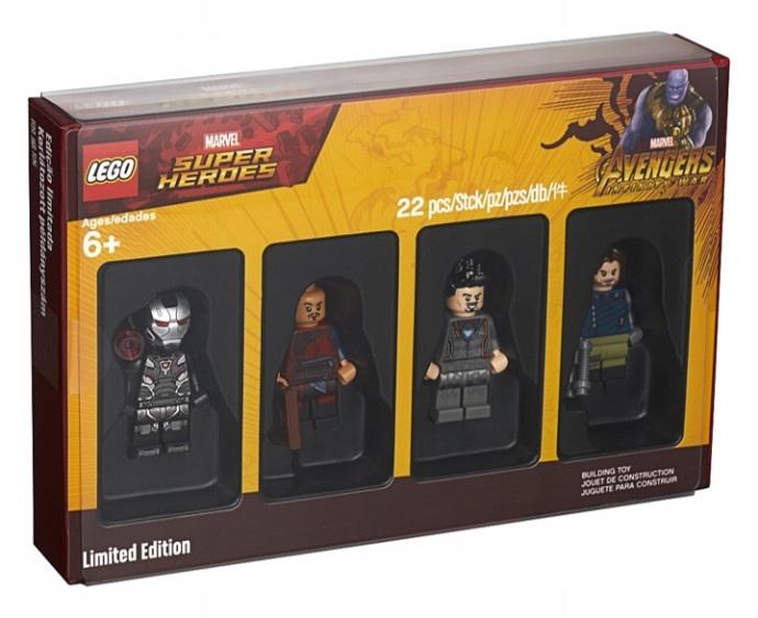LEGO 5005256 SUPER HEROES MARVEL EDYCJA LIMITOWANA