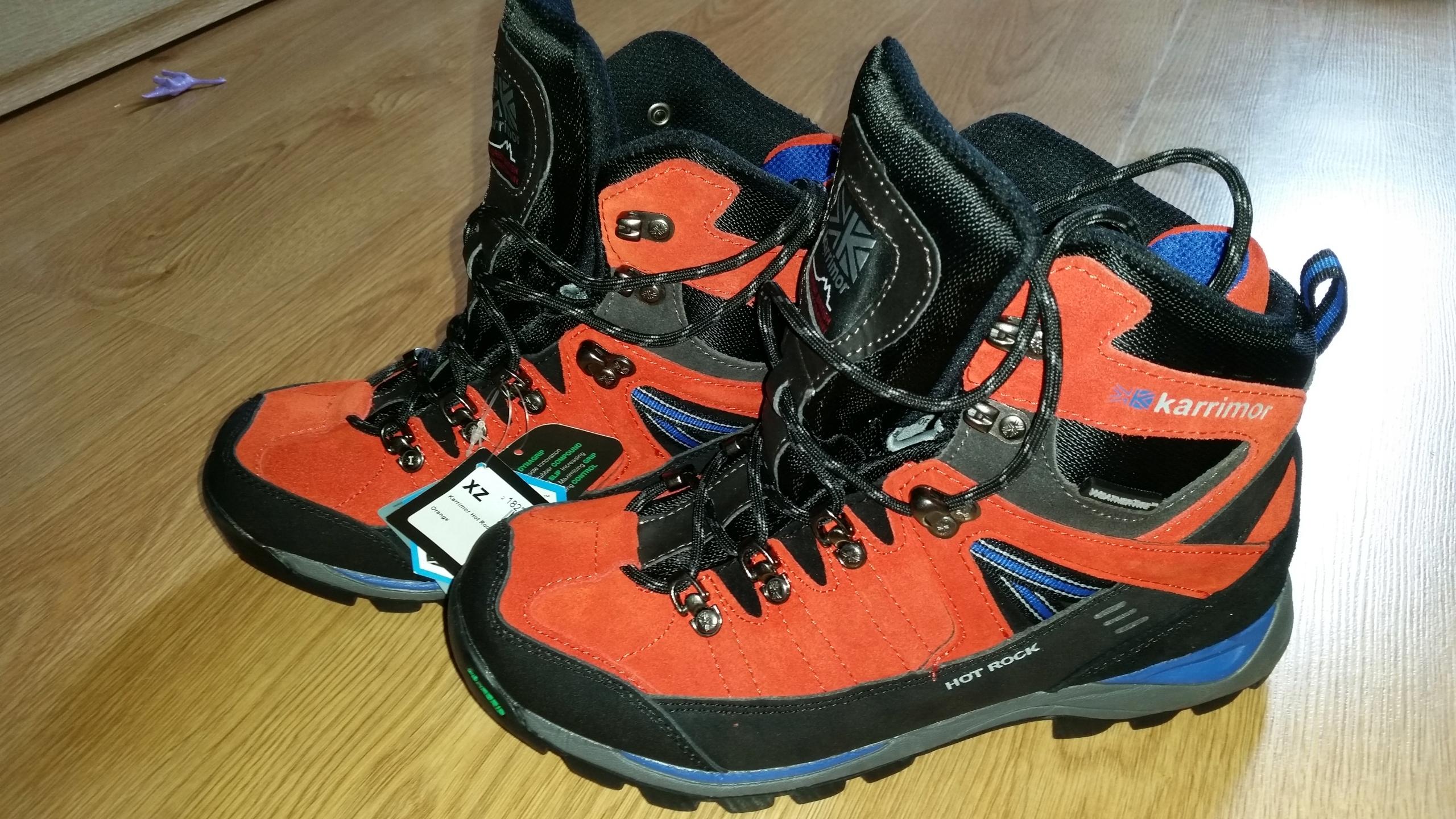07e62b53 Buty trekkingowe Karrimor hot rock roz 41 - 7546859991 - oficjalne ...
