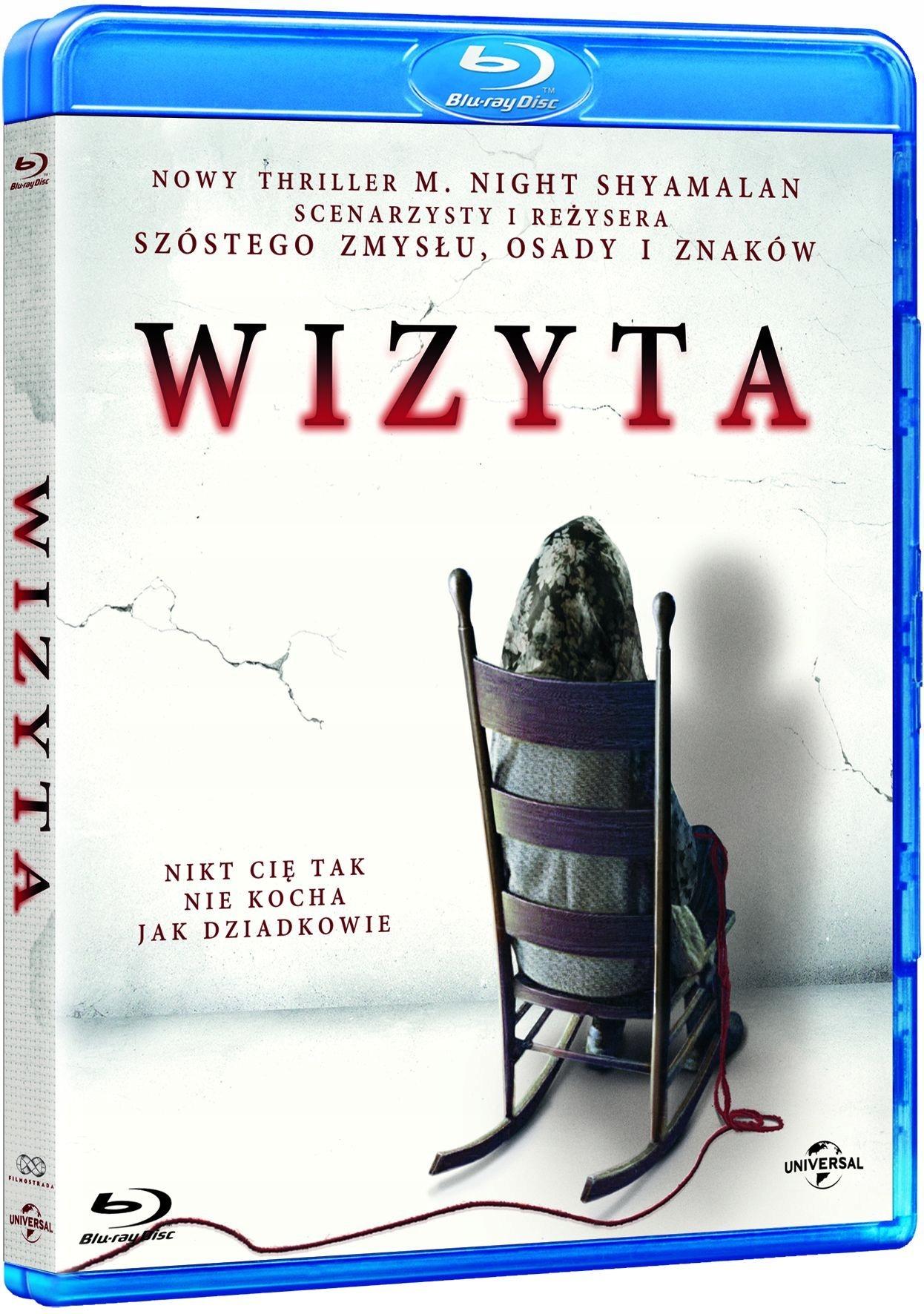 WIZYTA BLU-RAY