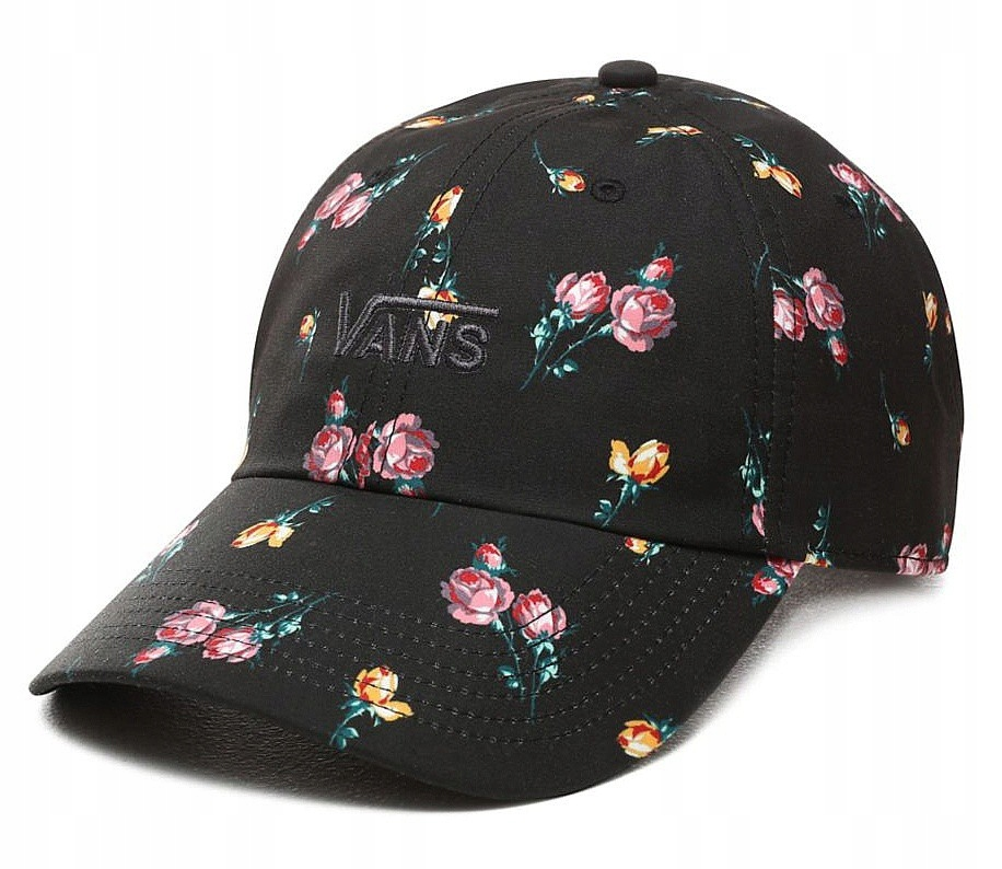 czapka Vans Court Side Printed - Satin Floral