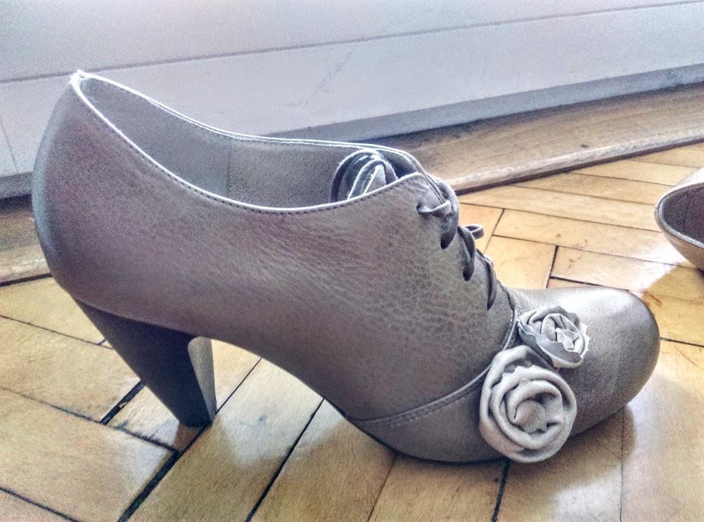 buty półbuty RYŁKO rozmiar 38.5 nowe