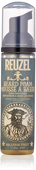 Reuzel Beard Foam odżywka do brody 70ml DE