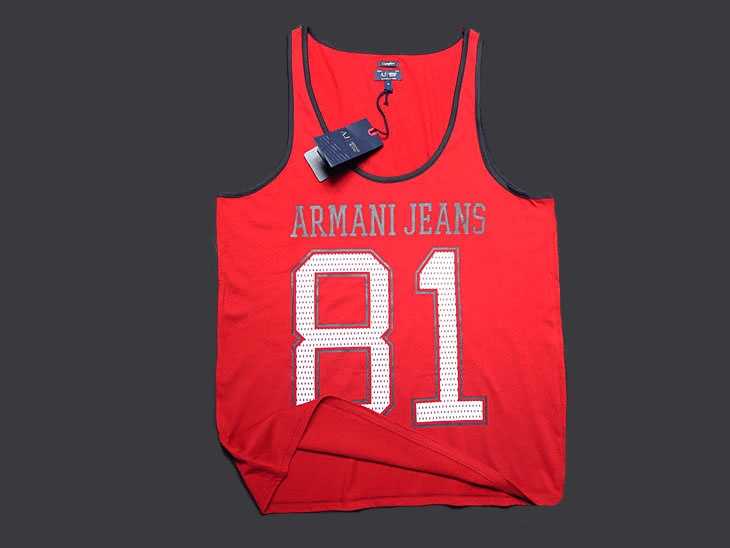 ARMANI JEANS AWESOME DESIGN NEW SLEEVELESS L