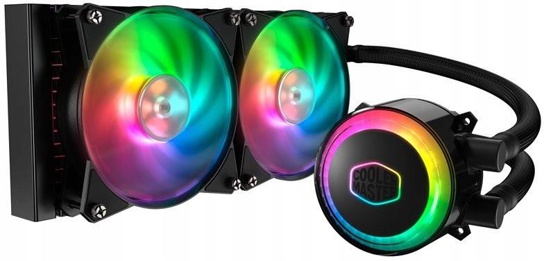 Chłodzenie wodne MasterLiquid ML240R RGB