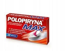 POLOPIRYNA MAX , 20 tabletek