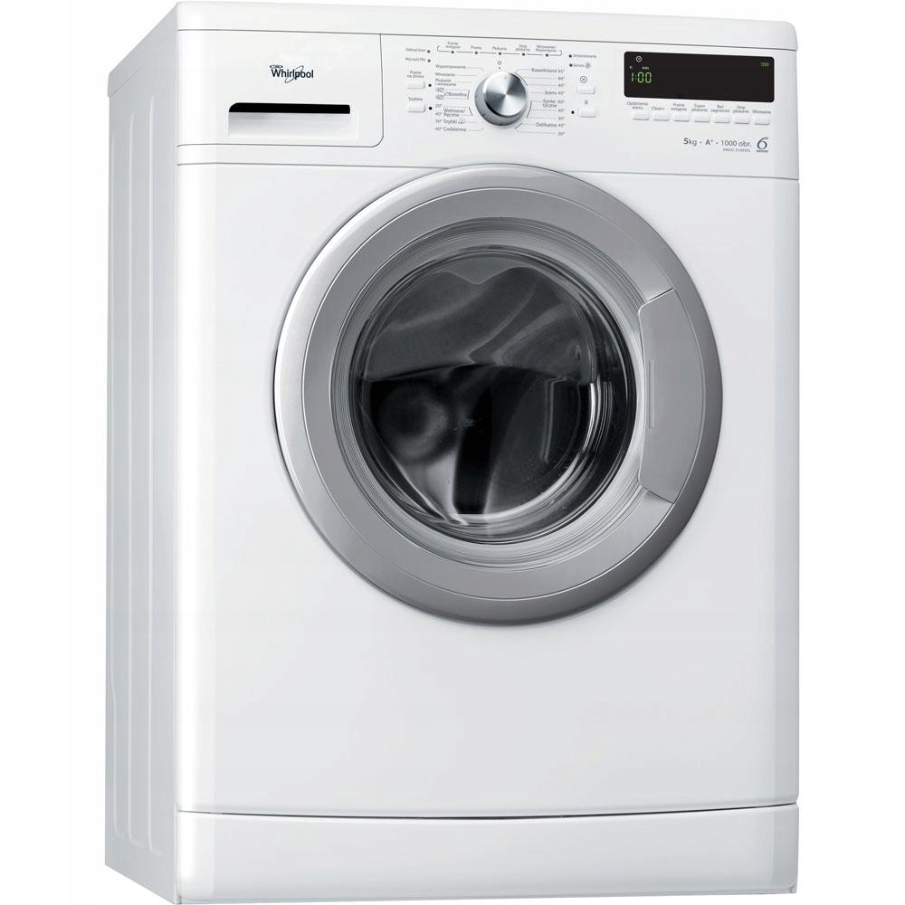 Pralka Whirlpool AWOC 51003SL A+ 5kg 1000obr HIT