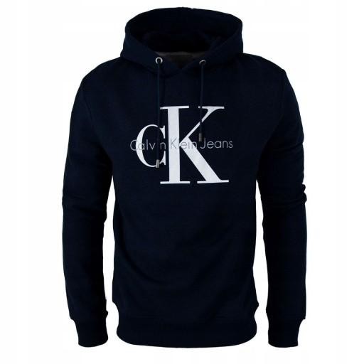 Calvin Klein Jeans Rozmiar XL Bluza For Men Logo