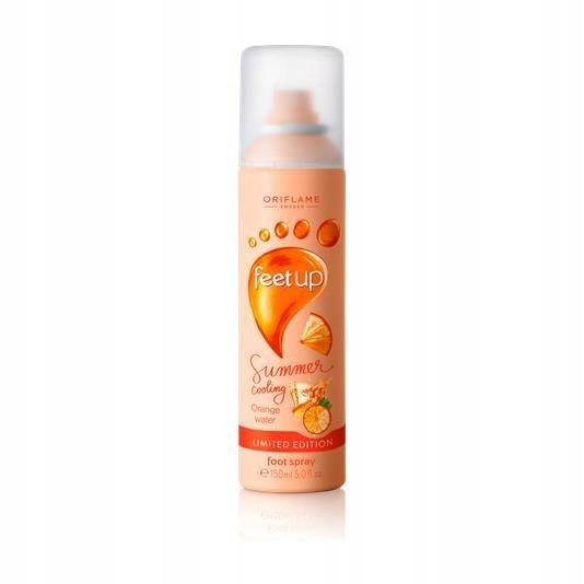 Oriflame Dezodorant do stóp Feet Up Summer Cooling