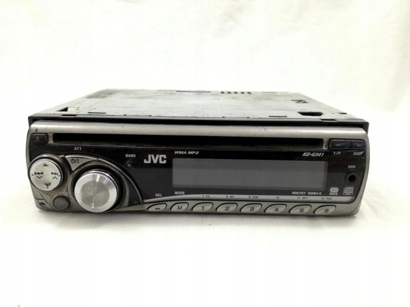 RADIO SAMOCHODOWE JVC KD-G341