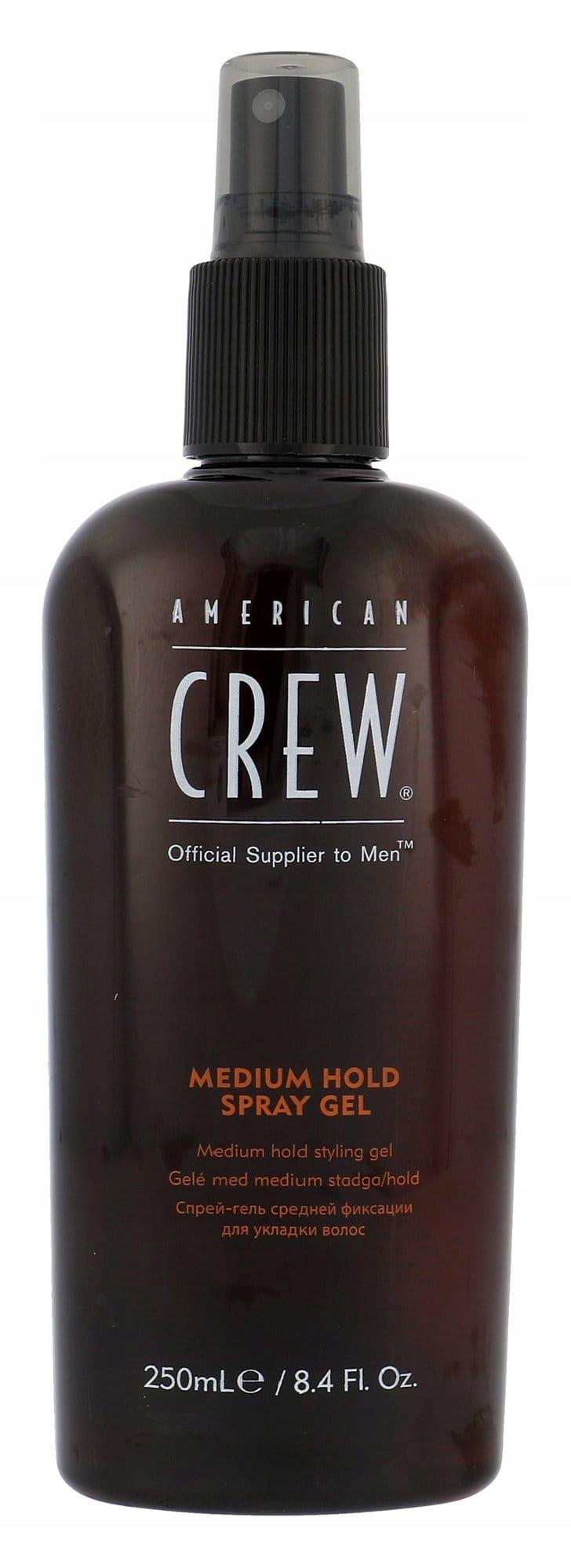 American Crew Classic Medium Hold Żel do włosów