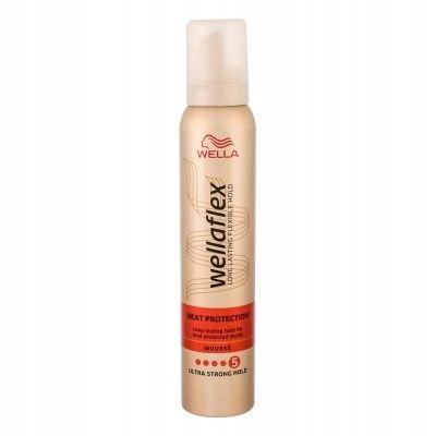 Wella Wellaflex Protection 200 ml Pianka do włosów