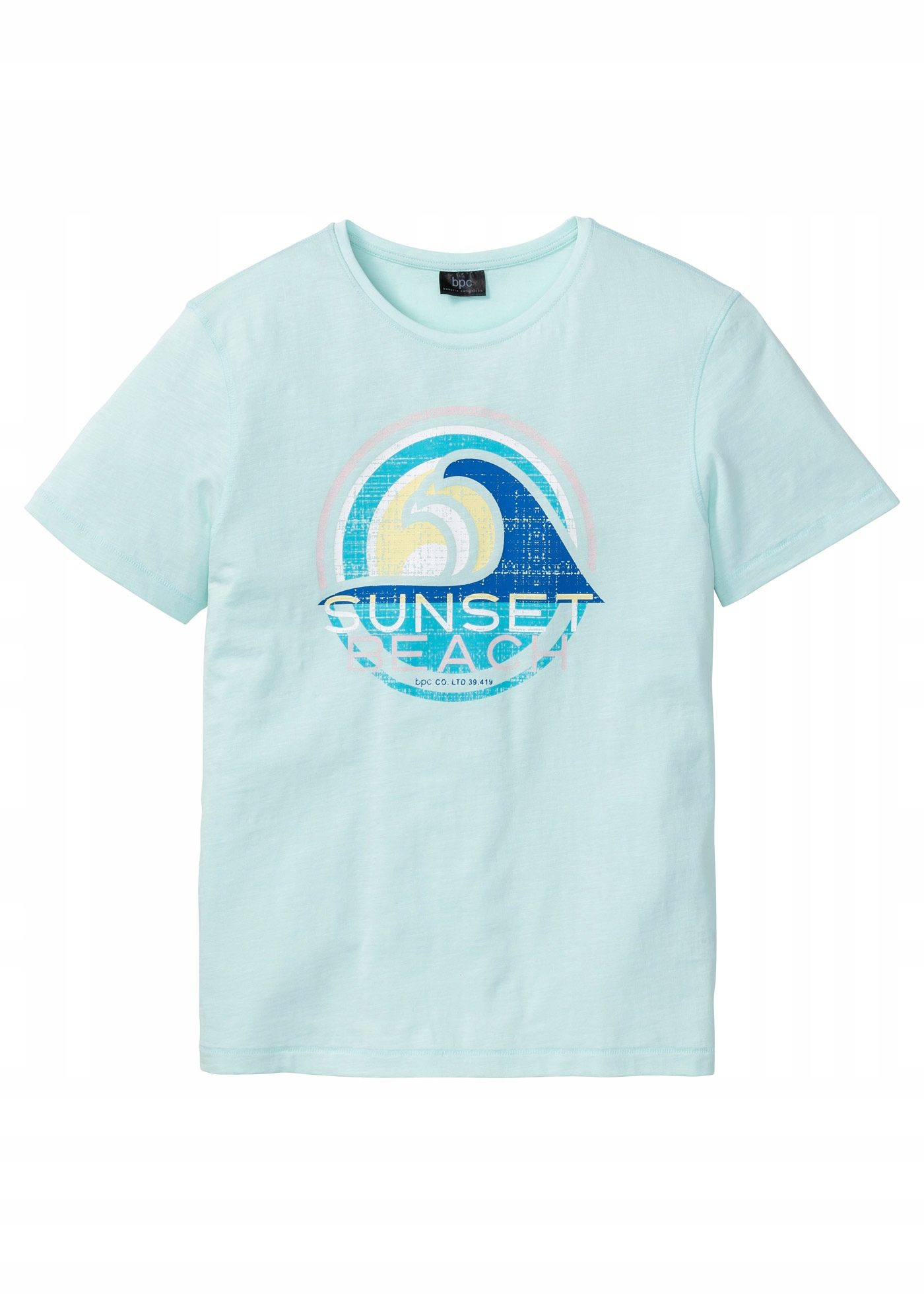 S416 BPC T-shirt z nadrukiem r.52/54