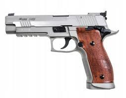 Wiatrówka SIG SAUER P226 X-Five 4,5mm silver