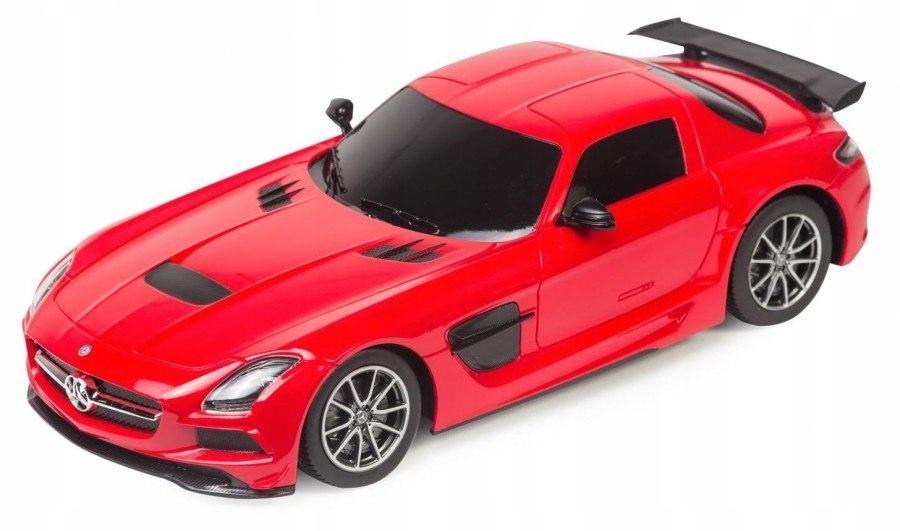 Samochód ZDALNIE STEROWANY RC DUŻY Mercedes-Benz
