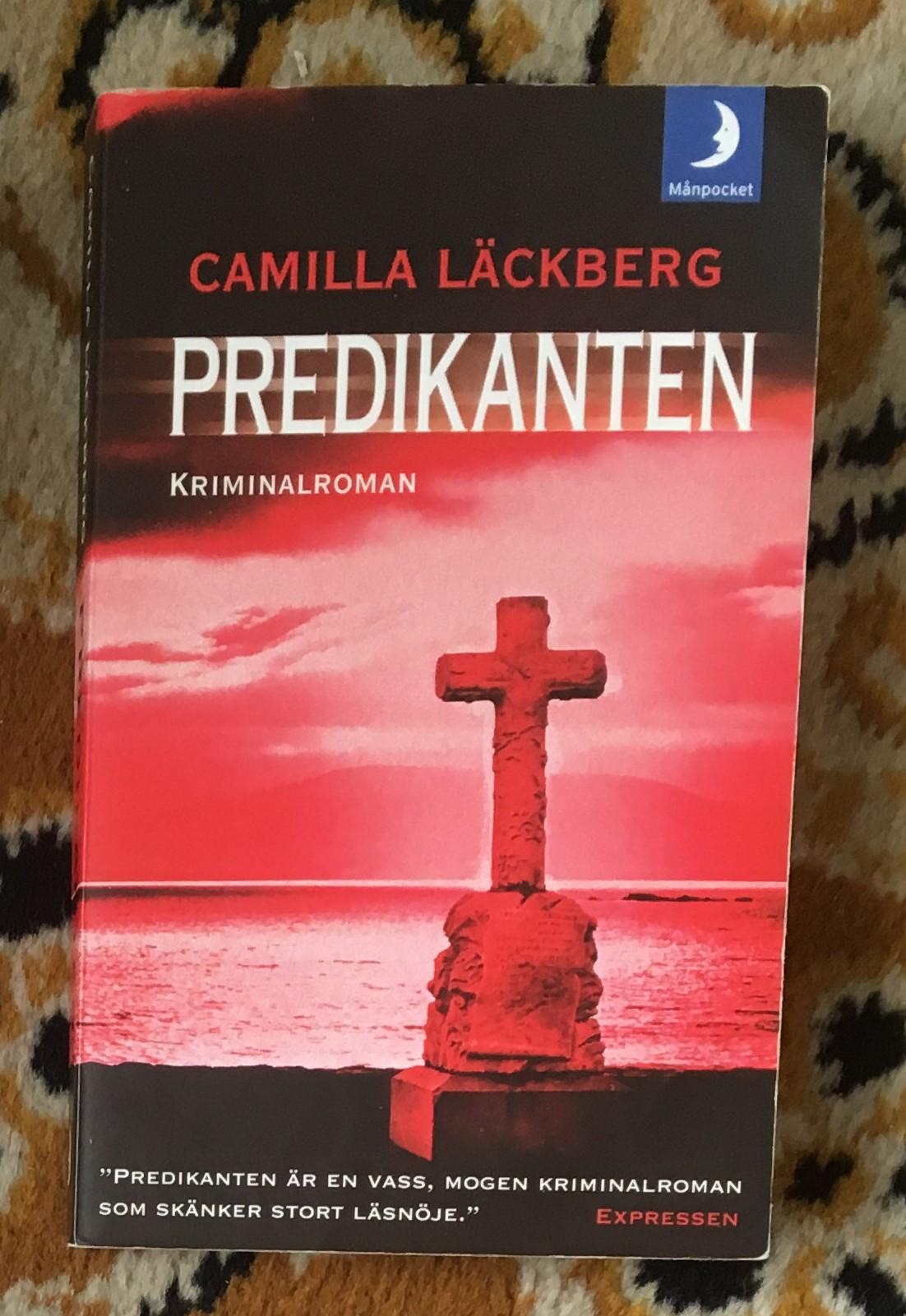 Camilla Lackberg, Predikanten, SZWEDZKI