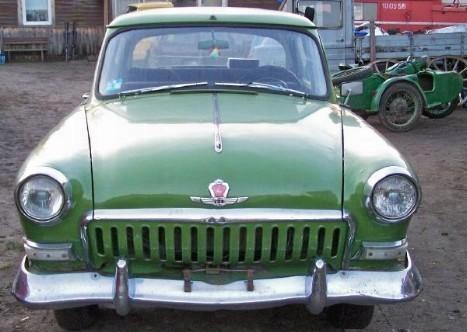 WOŁGA GAZ M21 1958 100% oryginal Zdrowa