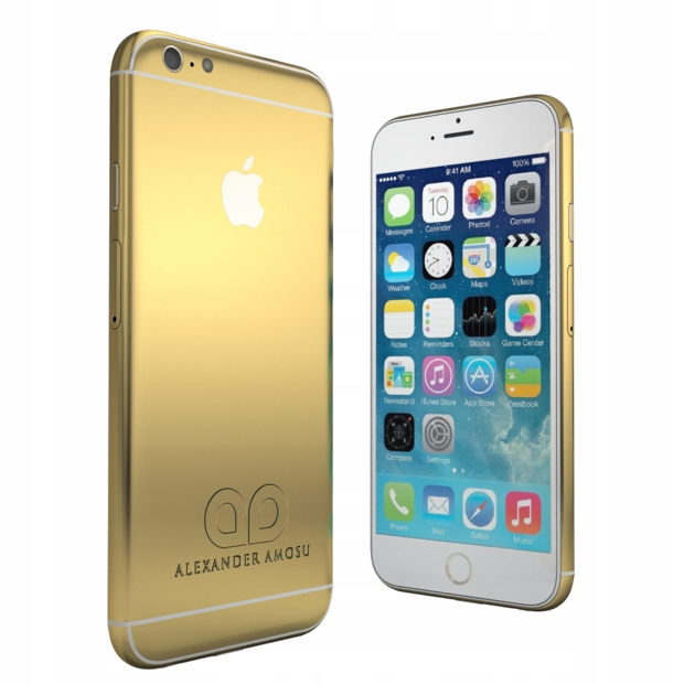 APPLE IPHONE 6 A1586 64GB GOLD ZŁOTY