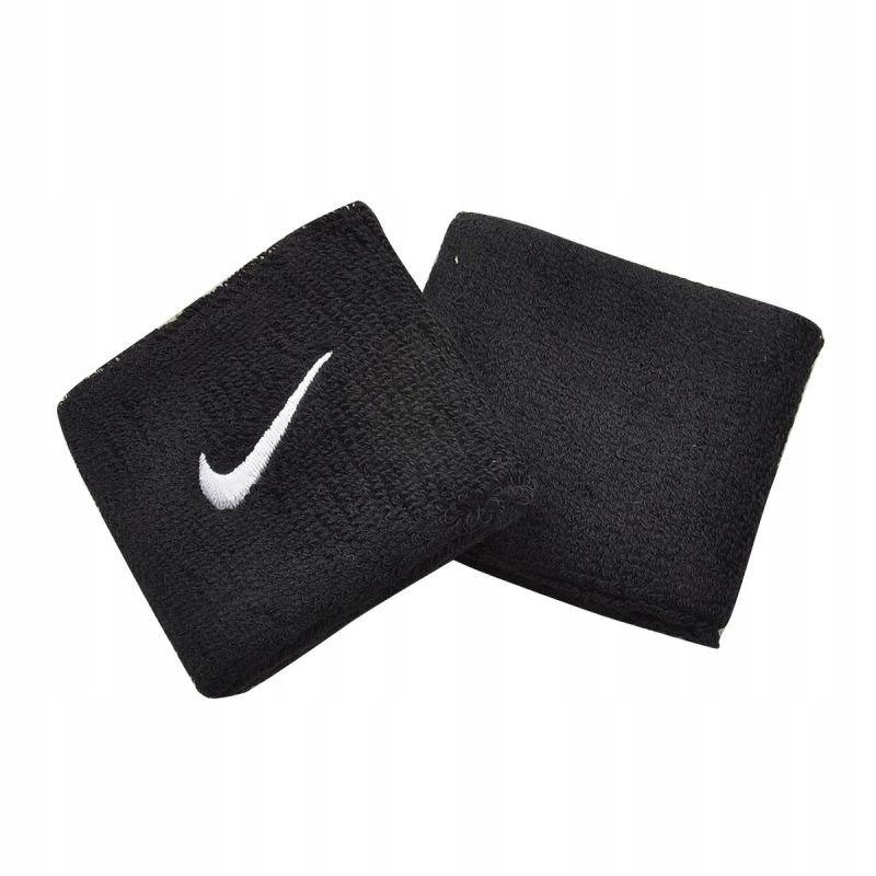 Frotki na rękę Nike Swoosh Wristbands 2pak NNN0401