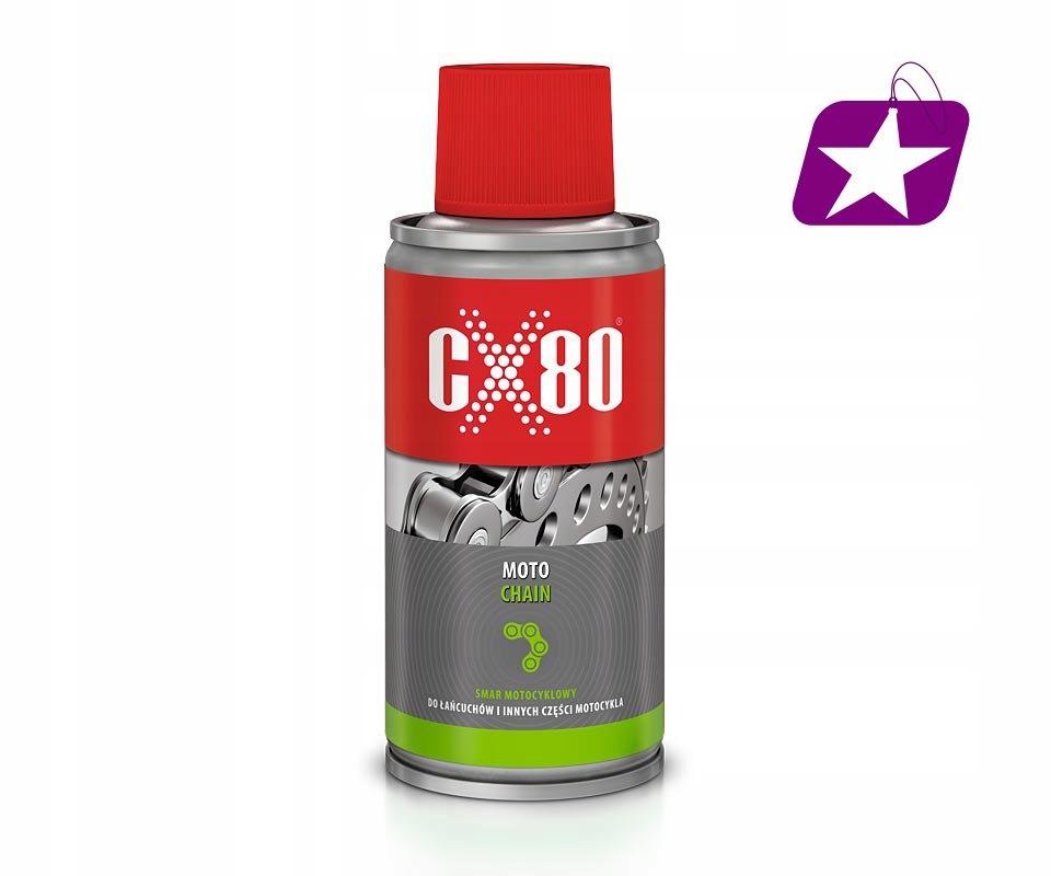 CX-80 SMAR DO ŁAŃCUCHA MOTO CHAIN 150ML WAWR