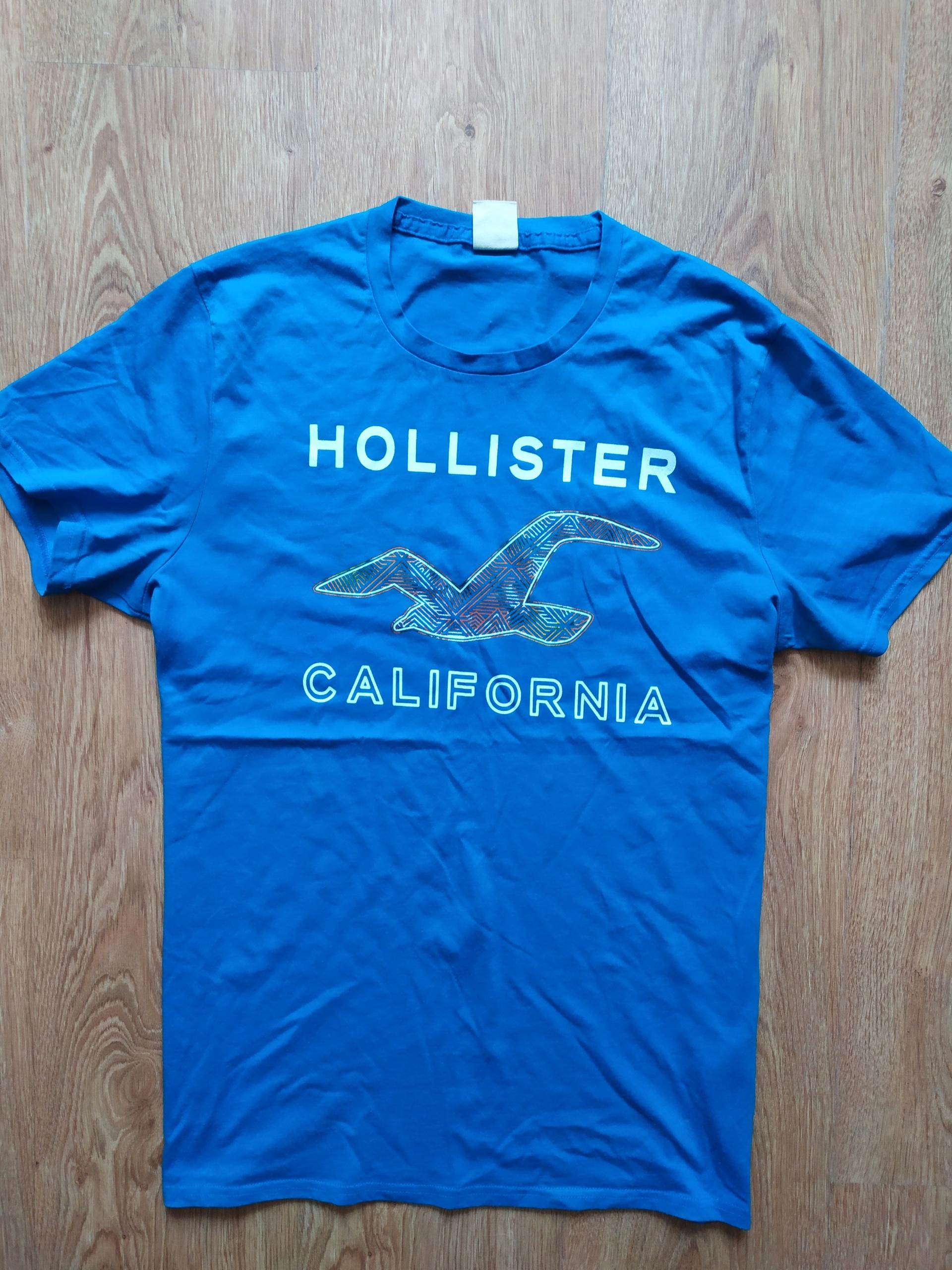 koszulka Hollister Abercrombie M bdb+