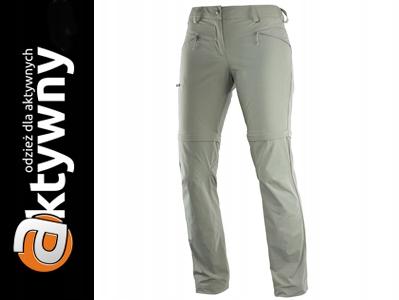 Spodnie SALOMON WAYFARER ZIP r.36 pas 76cm -50%!!!