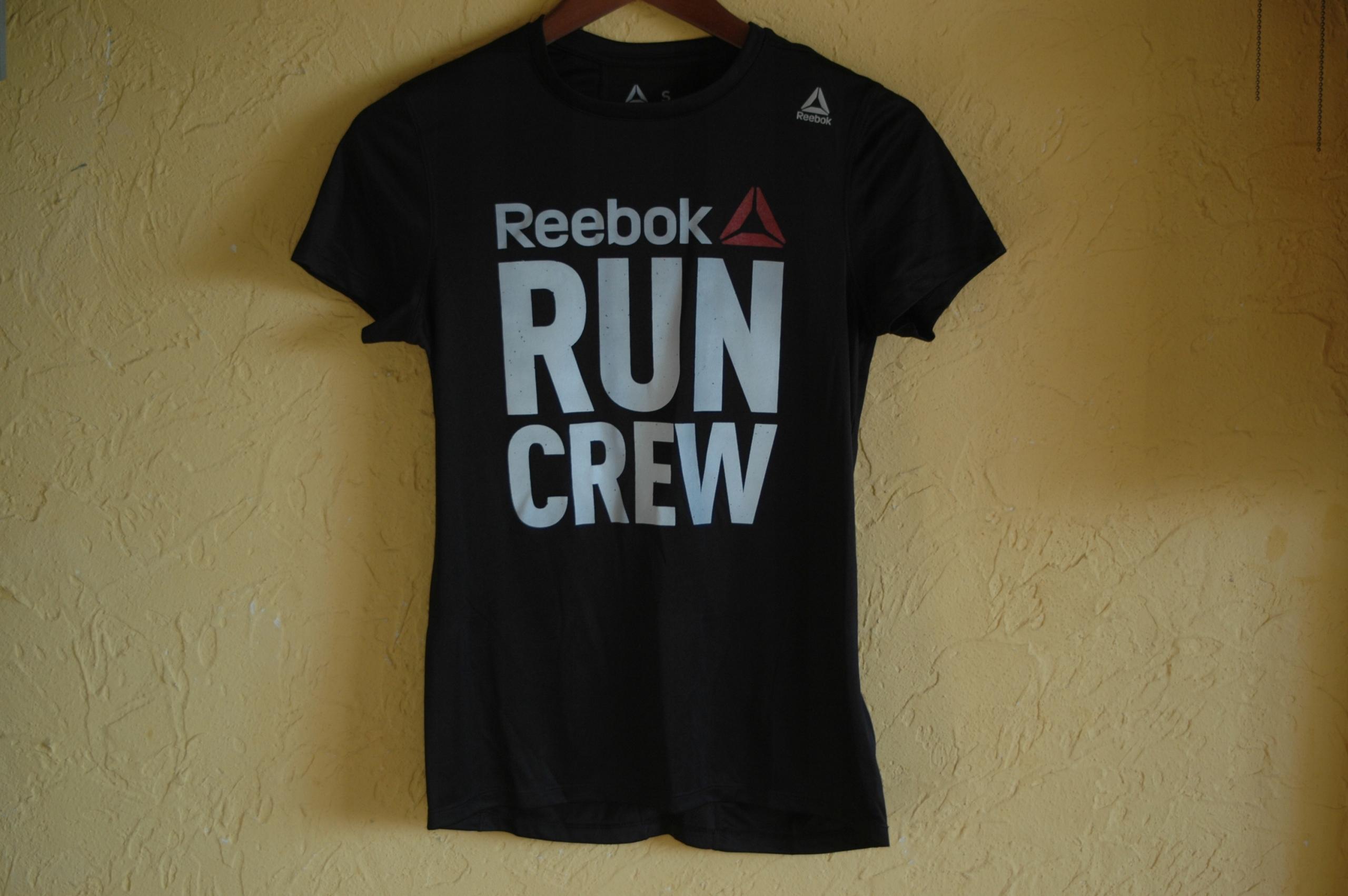 Koszulka REEBOK SPEEDWICK - RUN CREW Roz. S - (1)
