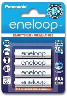 ! Najlepsze akumulatory Panasonic Eneloop R03 AAA