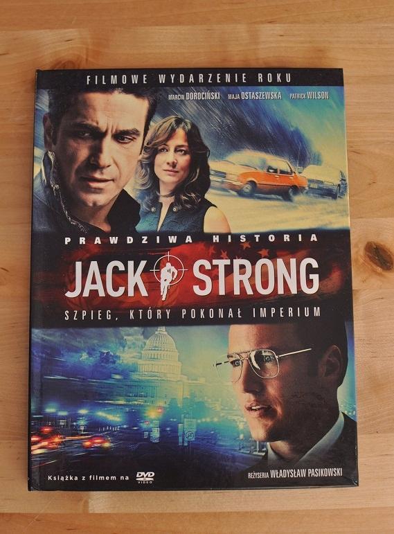 Jack Strong prawdziwa historia DVD
