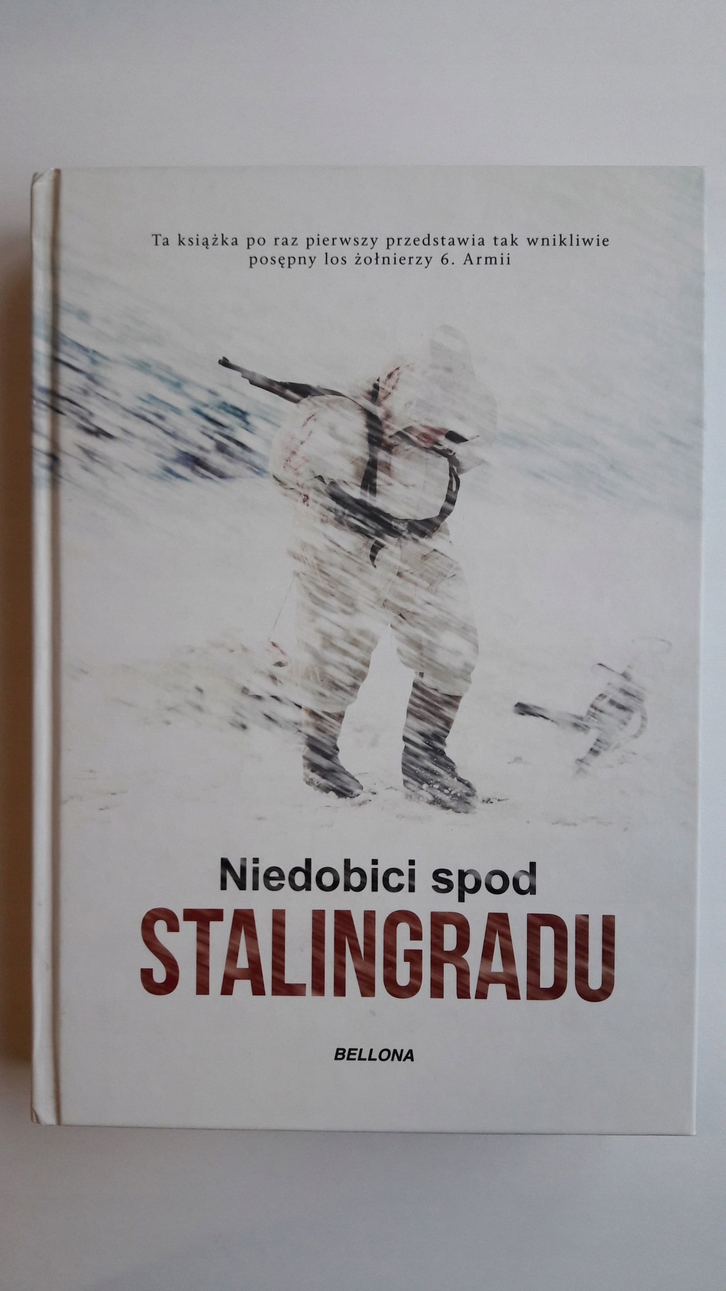 NIEDOBICI SPOD STALINGRADU - Reinhold Busch