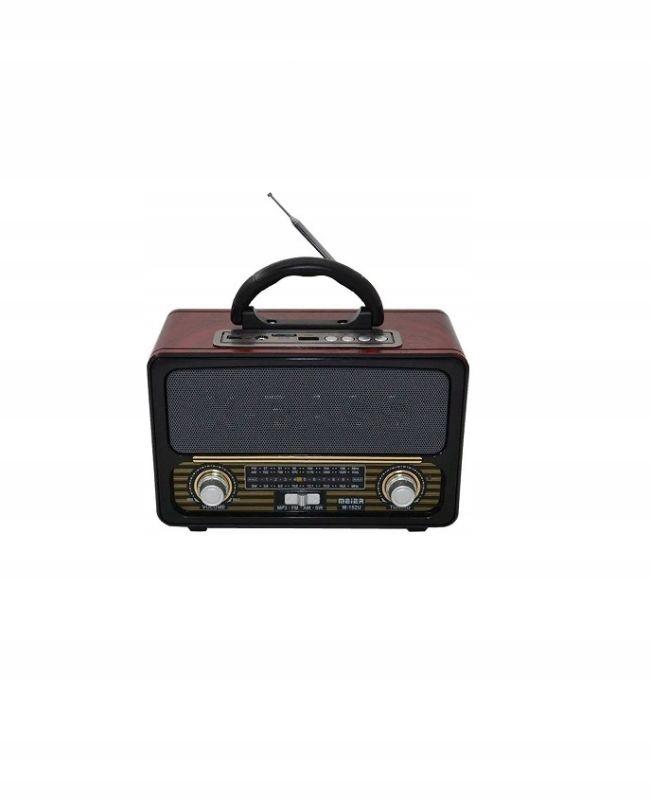 RADIO PRZENOŚNE MEIER M-152U VINTAGE RETRO