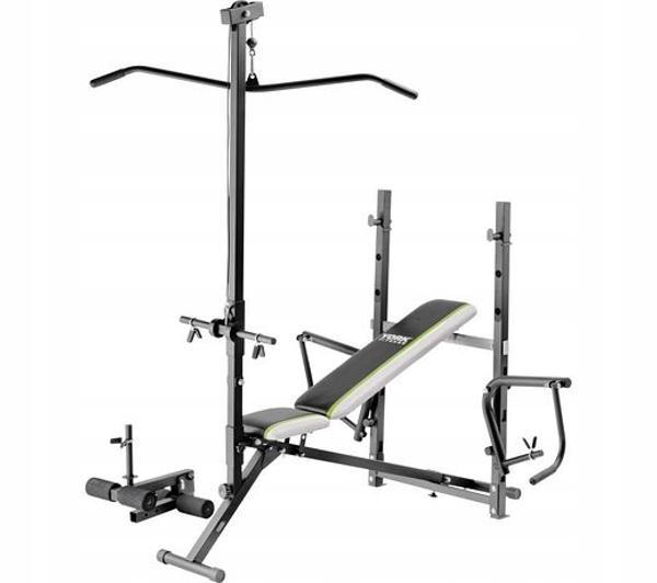 Ławeczka wielofunkcyjna York Fitness 45065