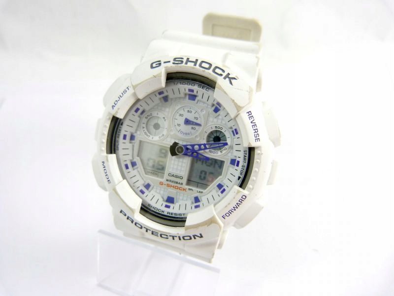 ZEGAREK G-SHOCK PROTECTION GA-100A