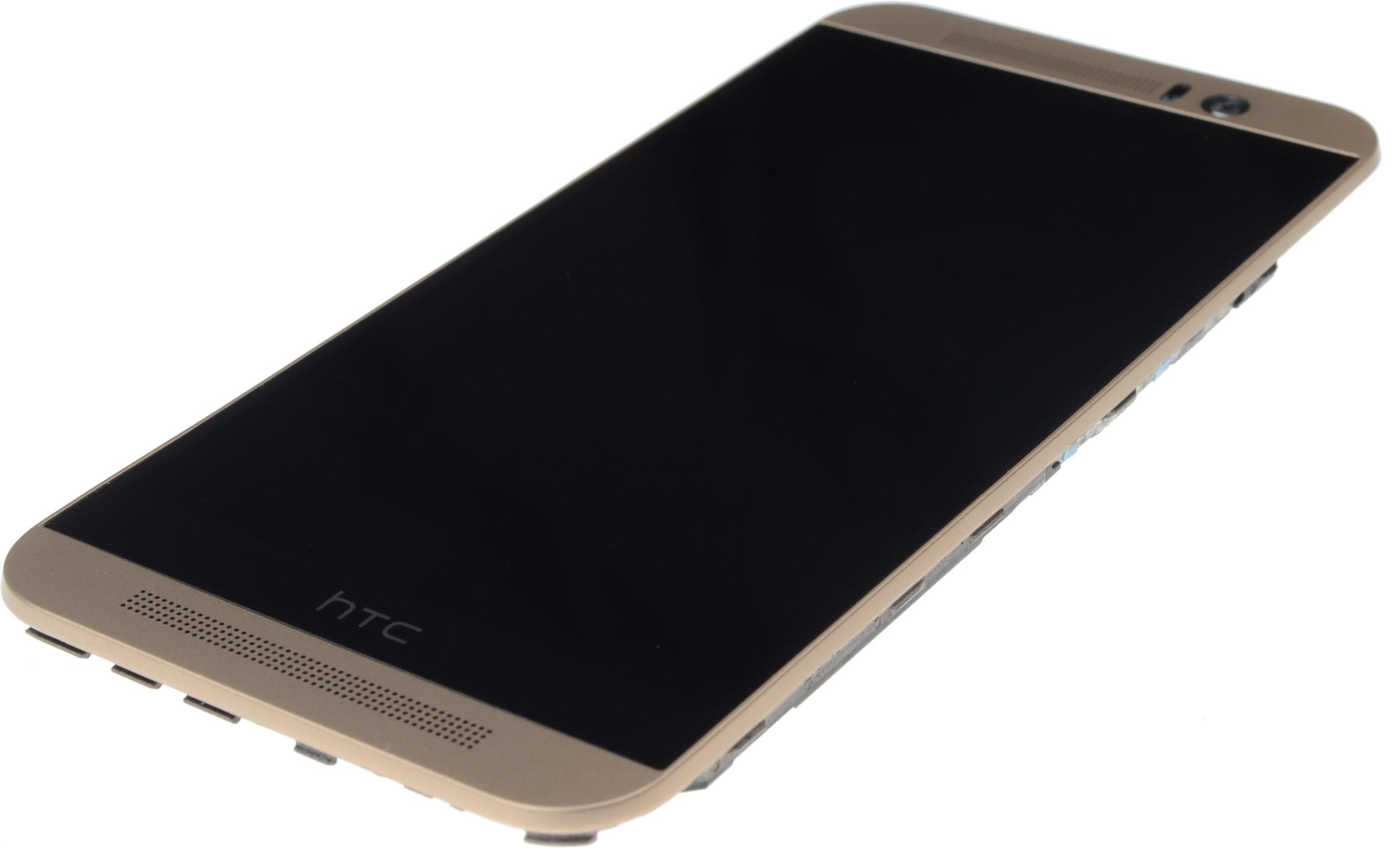 Wyświetlacz LCD HTC One M9 dotyk szybka ramka