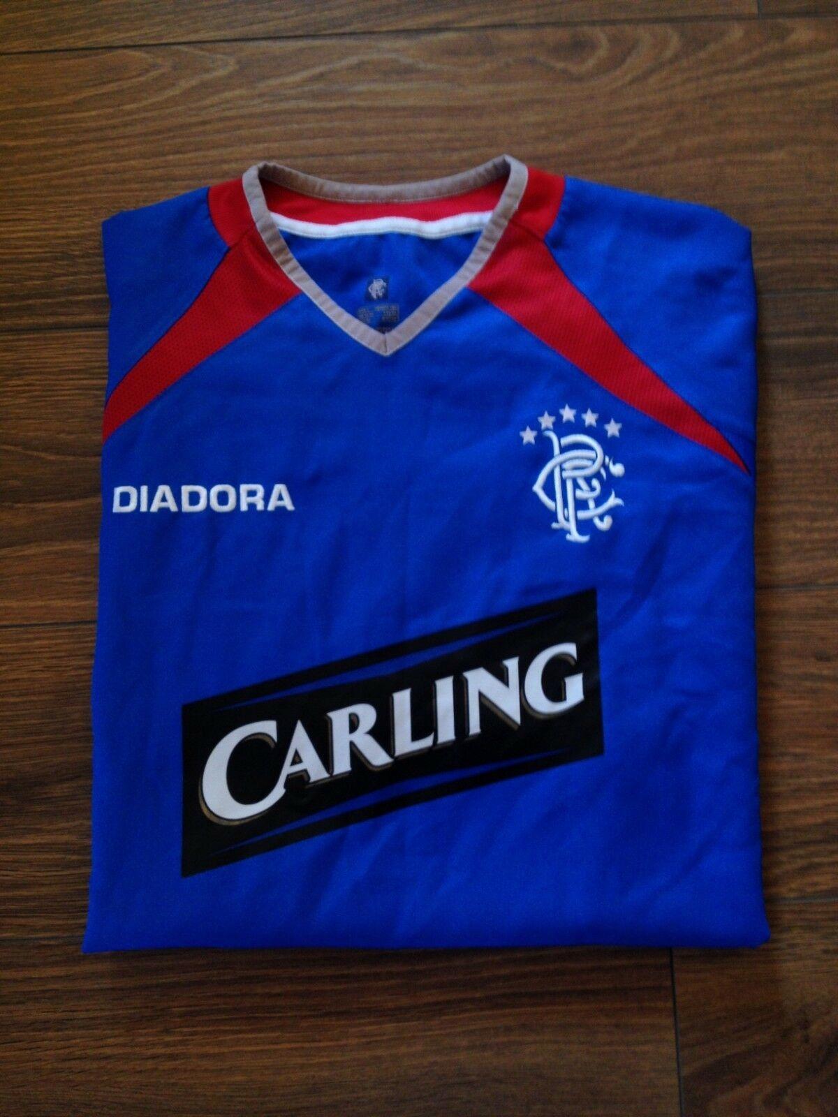 Rangers F.C. F.C. Diadora - L - OKAZJA