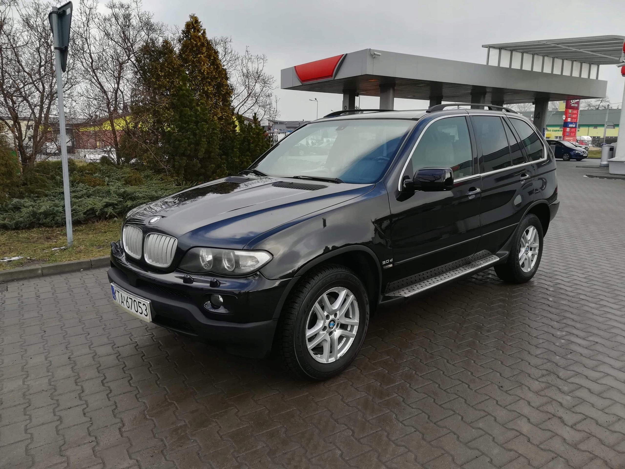 BMW X5 E53 FL
