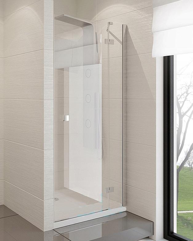 Drzwi prysznicowe Modena EXK 1006 Prawe NOWE