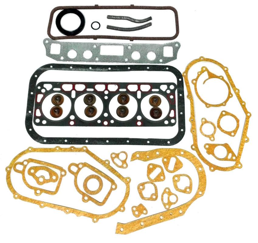 Uszczelki silnika komplet NISSAN H20 wózek widłowy