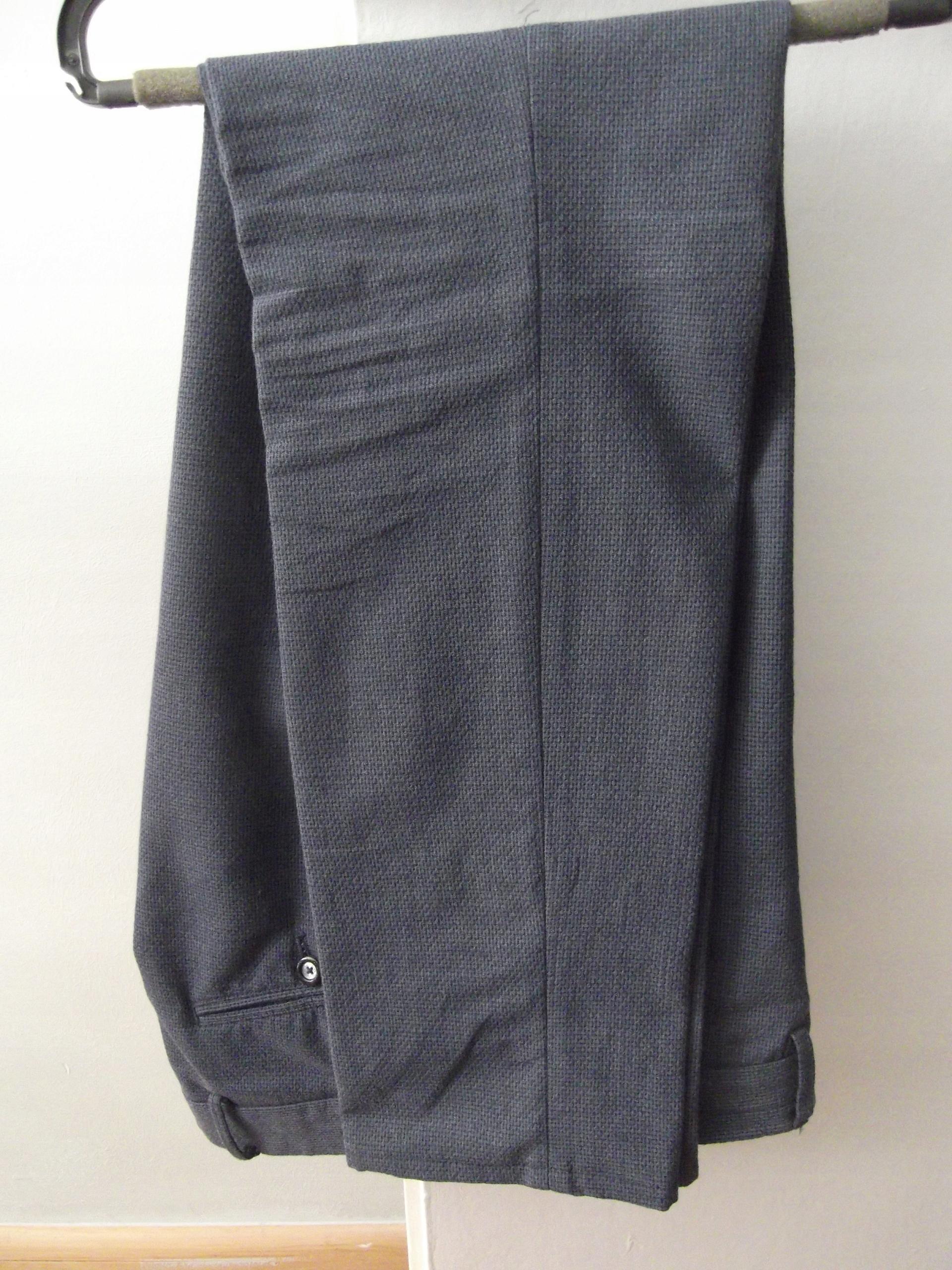 Spodnie męskie chino Massimo Dutti rozmiar 42
