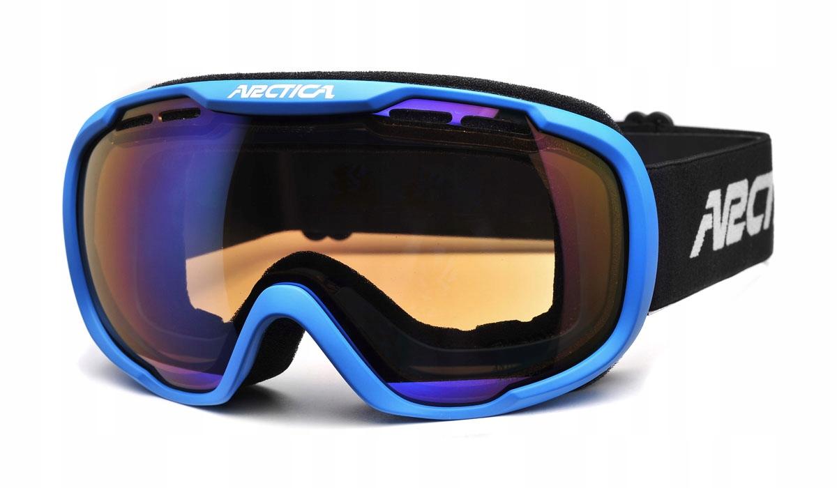 ARCTICA Gogle narciarskie G-112C UV 400
