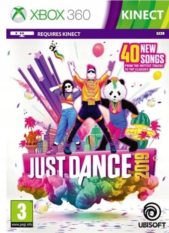 Just Dance 2019 (Xbox 360) Polska wersja pudełkowa