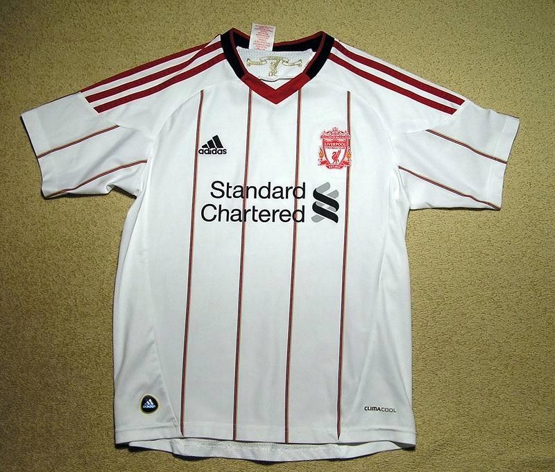 Koszulka piłkarska Liverpool Adidas 152