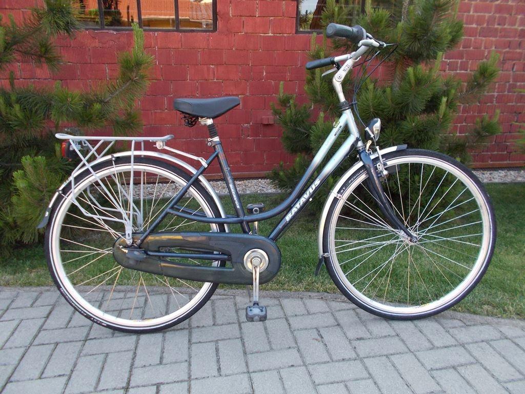 Batavus Lento Cr-Mo 48 cm. Sachs 7