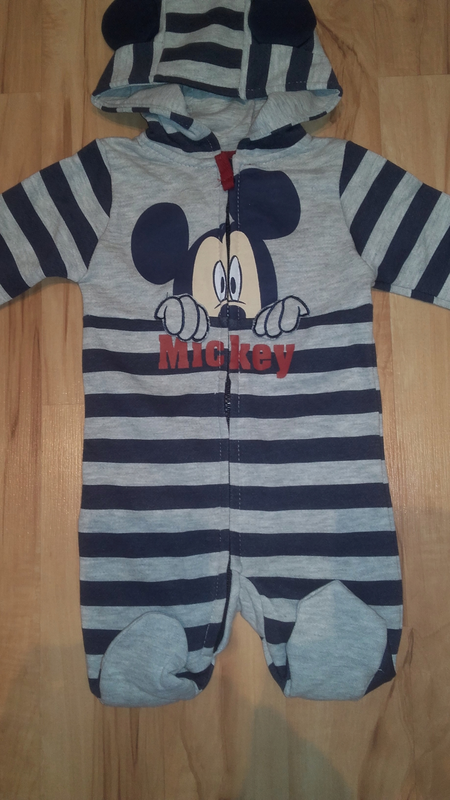 Kombinezon Disney Myszka Miki 0-3 m 56-62 cm