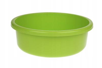 BENTOM Miska okrągła 13.5 L zielona