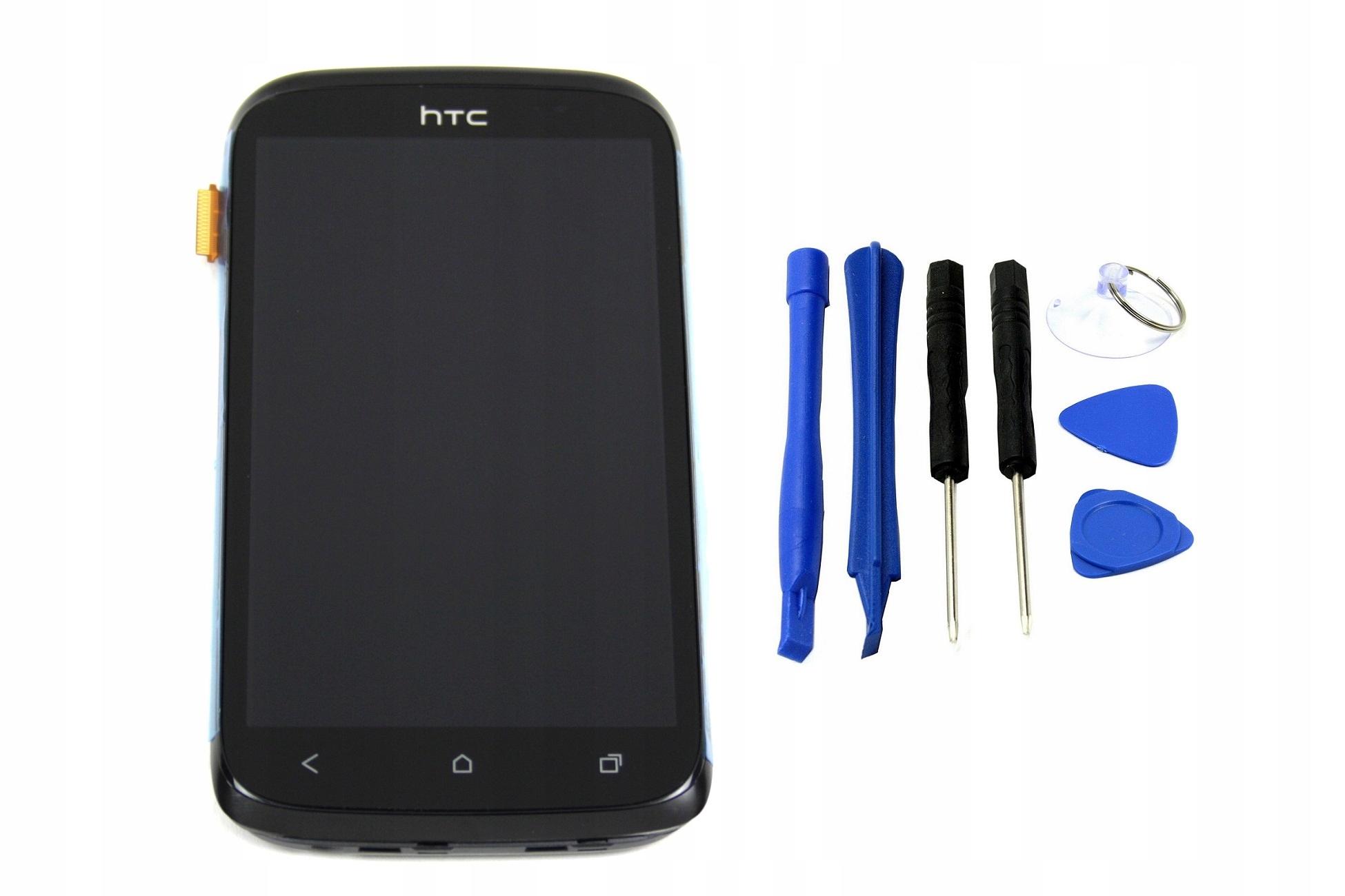 WYŚWIETLACZ EKRAN DOTYK HTC DESIRE X LCD SZYBKA