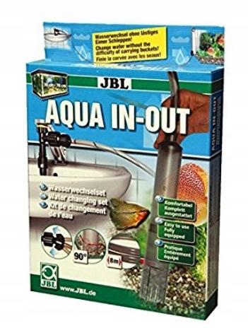 JBL zestaw do wymiany wody w akwarium na kran