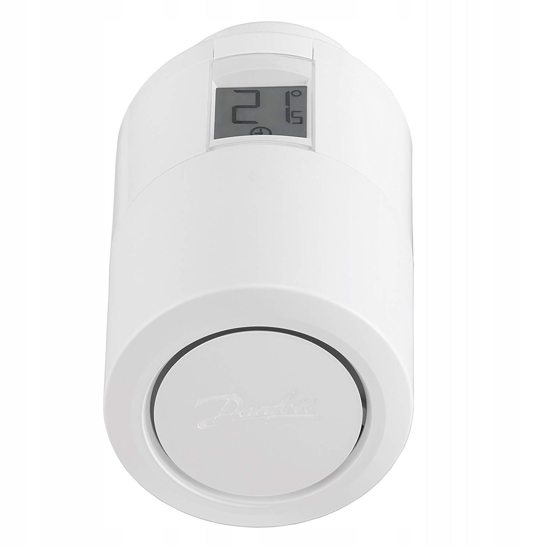Termostat grzejnikowy Danfoss 014G1101 Bluetooth
