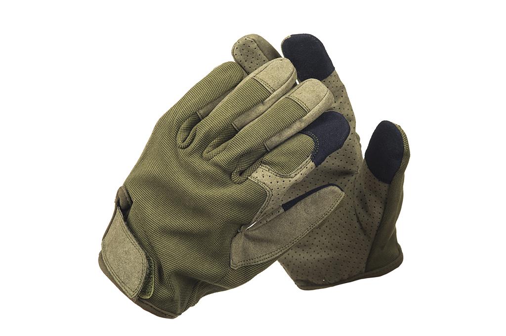 nowe Rękawice rękawiczki TAKTYCZNE TOUCH OLIV XXL